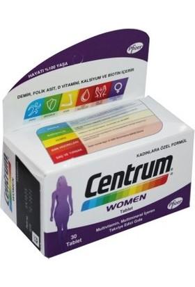 Centrum Women 30 Tablet