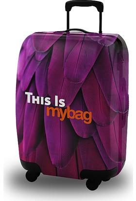 Mybag Paradise Akıllı Valiz Kılıfı