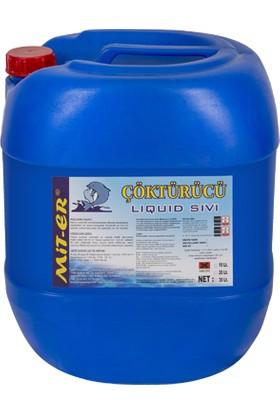 Miterpool Sıvı Çöktürücü 30 kg