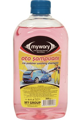 My Wory Oto Şampuan 500 ml