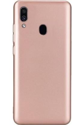 Melikzade Huawei Y7 2019 Kamera Korumalı Mat Ince Silikon Kılıf