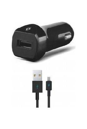 TTec Speedcharger Araç Hızlı Şarj Aleti 2.1A + Micro USB Kablo