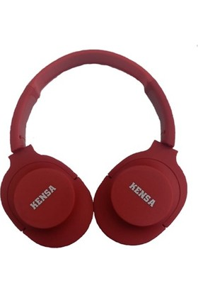 Kensa K-11 Extra Bass Kulak Üstü Katlanabilir Kulaklık Sport
