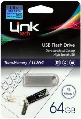 LinkTech U264 Ultra 64GB USB Flash Bellek