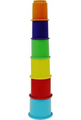 Kiki-Sevimli Kule Eğitici Oyuncak