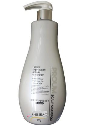 Shilibao Proum Saç Dökülmesine & Kepeklenmeye Karşı Şampuan 500 ml