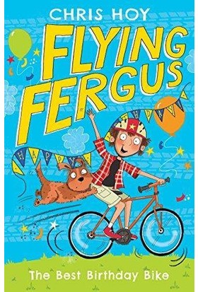 Flying Fergus: The Big Biscuit Bike Off - Chris Hoy