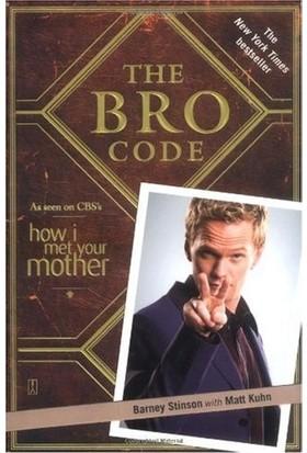 The Bro Code - Barney Stinson