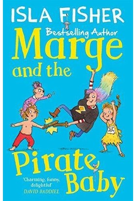 Marge And The Pirate Baby - Isla Fisher