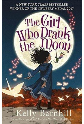 The Girl Who Drank The Moon - Kelly Barnhill