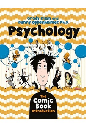 Psychology: The Comic Book Introduction - Danny Oppenheimer