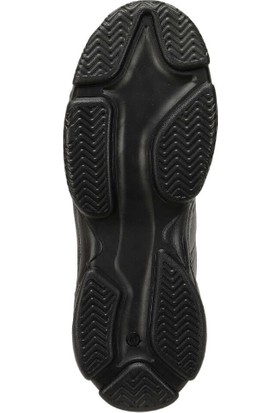 Kinetix Crıme 9Pr Siyah Erkek Ayakkabı
