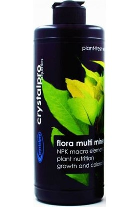 Crystalpro Flora Multi Npk Macro Elements 500 Ml