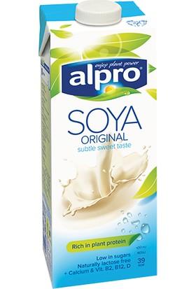 Danone Alpro Soya Sütü 1 lt 12'li