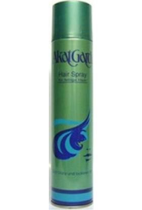 Akat Gardı Saç Spreyi Yağlı Saçlar Için 400 ml