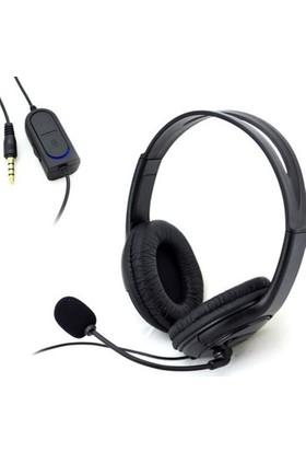 Oivo Ps4 Kulaklık Mikrofonlu Oyuncu Kulaklığı