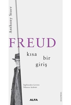 Freud-Kısa Bir Giriş - Anthony Storr