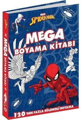 Marvel Spider-Man Mega Boyama