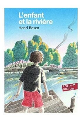 L'enfant et la rivière - Henri Bosco