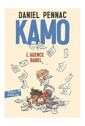 Une Aventure De Kamo 3: Kamo L'agence Babel - Daniel Pennac