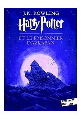 Harry Potter Et Le Prisonnier D'azkaban - J. K. Rowling