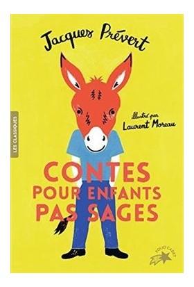 Contes Pour Enfants Pas Sages - Jacques Prevert