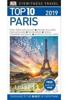 DK Eyewitness Top Ten Paris - Collective