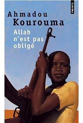Allah N'Est Pas Obligé - Amadou Kourouma