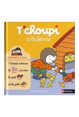 T'choupi A La Ferme - Thierry Courtin