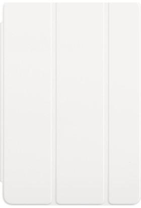 """Windys Apple iPad Mini 5.Nesil (2019) 7.9"""" (A2124/A2125/A2126/A2133) Smart Tablet Kılıfı + Ekran Koruyucu Film + Stylus Kalem (Beyaz)"""