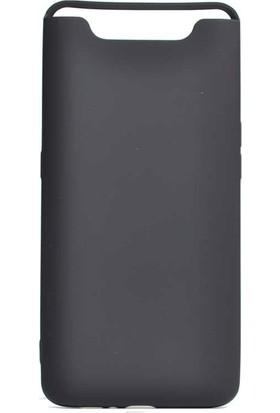 Teleplus Samsung Galaxy A80 Kılıf Lüks Silikon