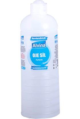 Alvina Parfümlü ve Nemlendiricili Aseton 700 ml
