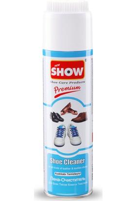 Show Ayakkabı Temizleme Köpüğü 250 ml Renksiz