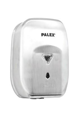 Palex 3814-0 Metal Sensörlü Sıvı Sabun Dispenseri Pilli 1200 ML