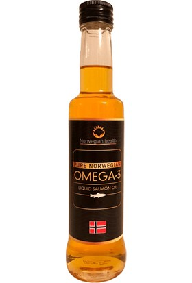 Norwegian Health Omega 3 200 ml