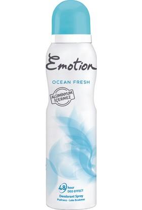 Emotion Ocean Fresh Kadın Deodorant 150ml