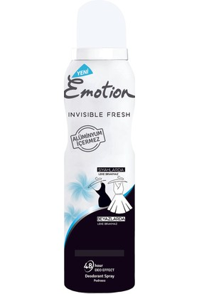Emotion Invisible Fresh 150 ml Kadın Deodorant