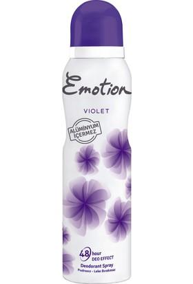 Emotion Violet Kadın Deodorant 150ml