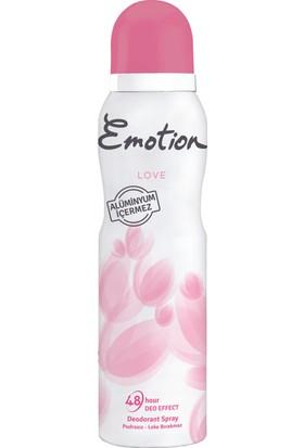 Emotion Love Deodorant 150 ml