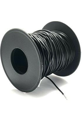 Electroon 0.22MM 20MT Çok Damarlı Siyah Montaj Kablosu