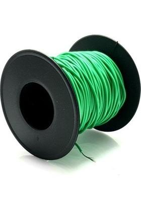 Electroon 0.22MM 20MT Çok Damarlı Yeşil Montaj Kablosu