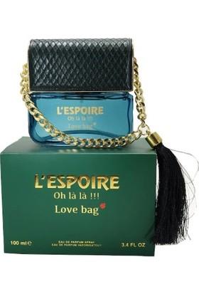 Lespoıre Women Edt 100ml Love Bag