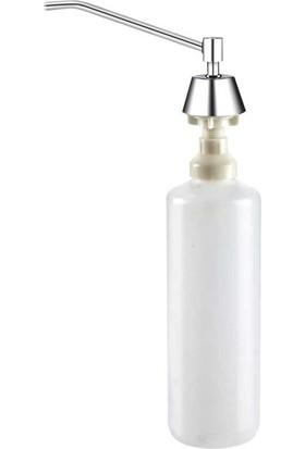 Palex 3414 Ankastre Sıvı Sabun Dispenseri Krom Kaplama