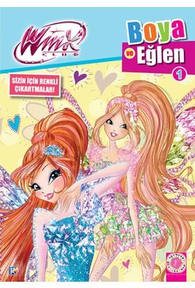 Winx Boyama Kitabi Hepsiburada