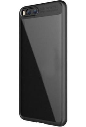 Antdesign Xiaomi Mi 6 Buttom Serisi Kılıf Siyah