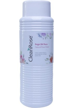 CleanRose Doğal Gül Suyu - 500 ml