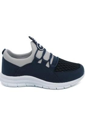 Lafonten Erkek Çocuk (26-35) Lacivert Günlük Spor Ayakkabı