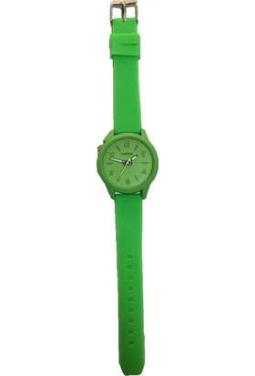 Valhal Unisex Kol Saati Analog Yeşil