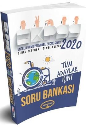 Yediiklim Yayınları 2020 EKPSS Tüm Adaylar İçin Soru Bankası