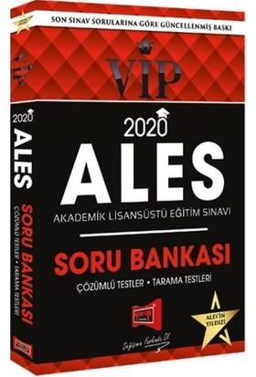 Yargı Yayınevi 2020 ALES VIP Soru Bankası